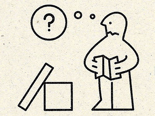 IKEA Man is Confused...Join the F'N Club